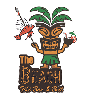Menu - The Beach Tiki Bar and Boil